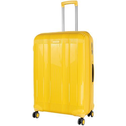 Чемодан Airtex 637 L желтый