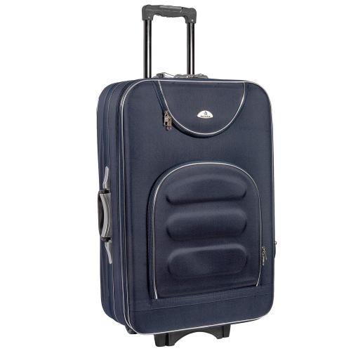 Чемодан Suitcase 801 L синий