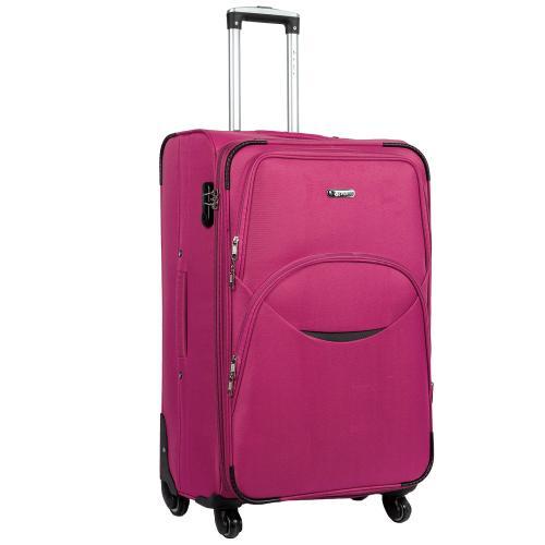 Чемодан Fly 1708 L ярко-розовый