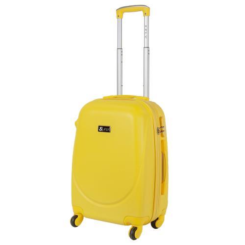 Чемодан Fly 310K S+ желтый