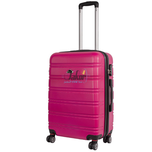 Чемодан Airtex WorldLine 531 M ярко-розовый