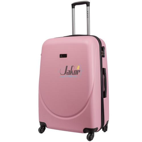 Чемодан Fly 310 L светло розовый