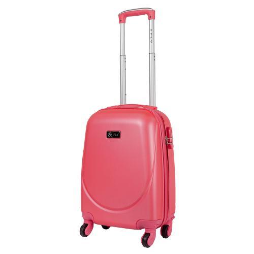 Чемодан Fly 310K S ярко-розовый
