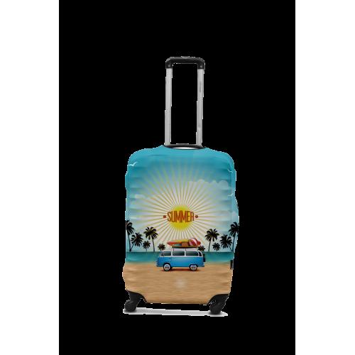 Чехол с рисунком Coverbag S+ 0425