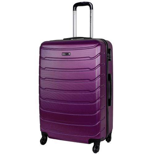 Чемодан Fly 1107 L фиолетовый