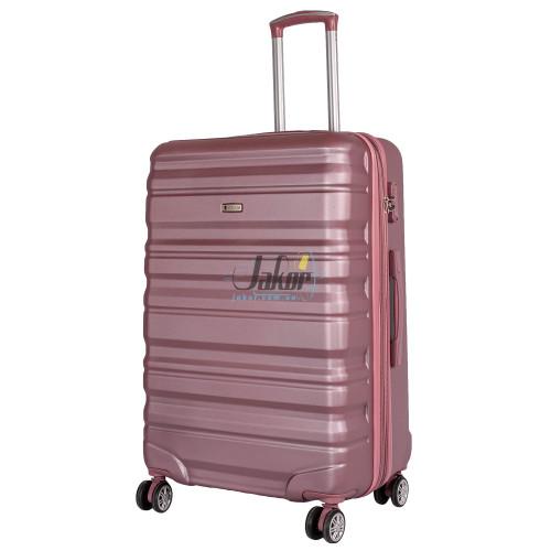Чемодан Airtex WorldLine 628 L ярко-розовый