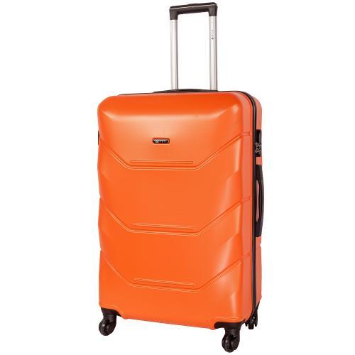Чемодан Fly 147 L оранжевый