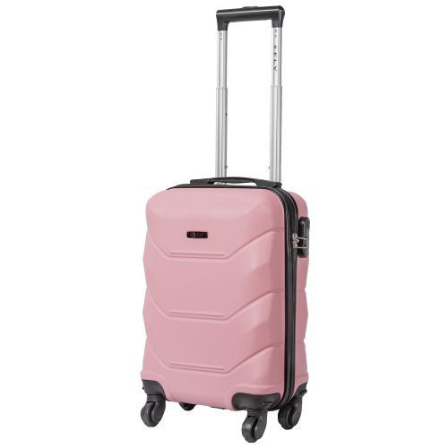 Чемодан Fly 147 S светло - розовый