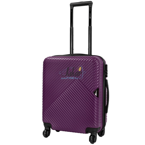 Чемодан Fly 2702 S+ фиолетовый