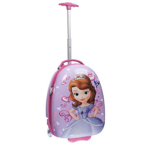 Детский чемодан 2 колеса «София Прекрасная»