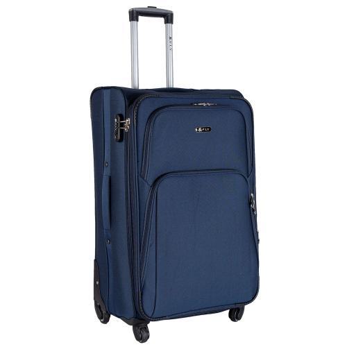 Чемодан Fly 8049 L синий