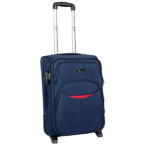 Чемодан Fly 1708-2 S+ синий