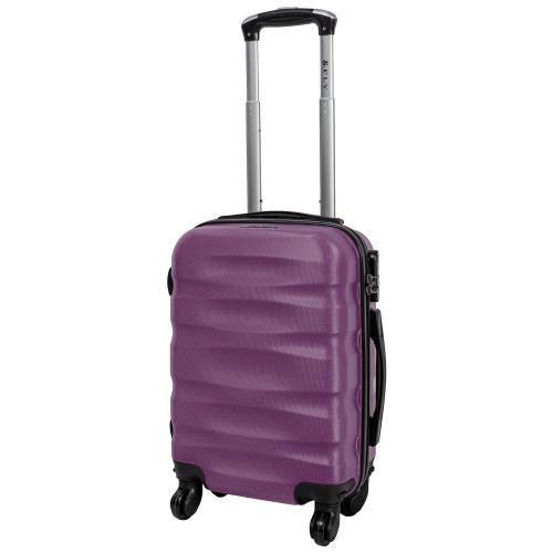 Чемодан Fly 1113 S фиолетовый