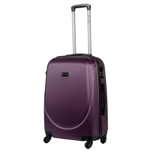 Чемодан Wings 310 M фиолетовый