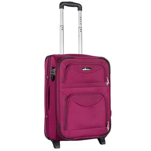 Чемодан Fly 6802 S+ ярко-розовый