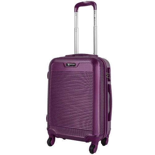 Чемодан Fly 1093 S+ фиолетовый