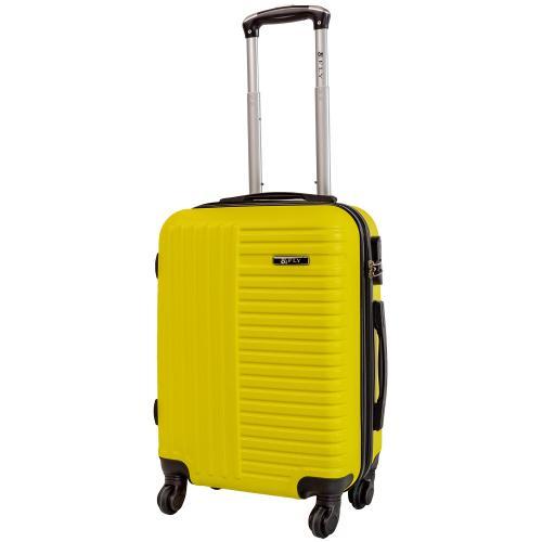 Чемодан Fly 1096 S+ желтый