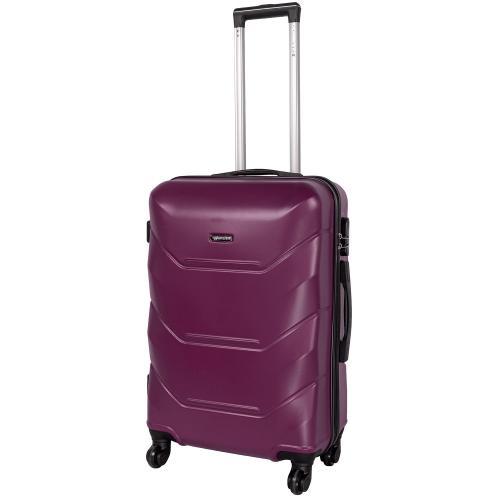 Чемодан Fly 147  M фиолетовый