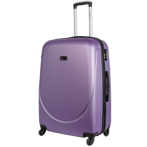 Чемодан Fly 310 L фиолетовый металик