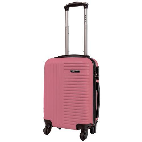 Чемодан Fly 1096 S светло - розовый