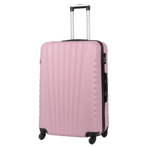 Чемодан Fly 8844 L светло - розовый