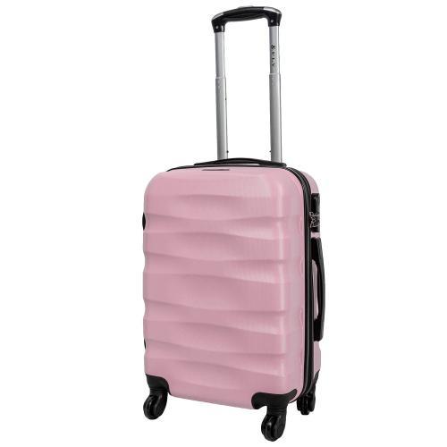 Чемодан Fly 1113 S+ светло-розовый