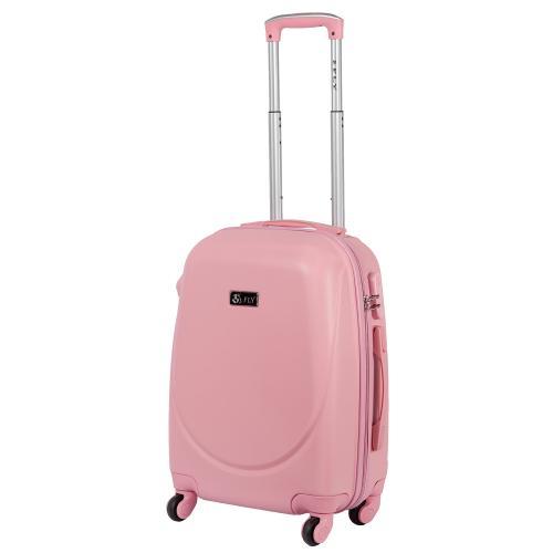 Чемодан Fly 310K S+ светло розовый