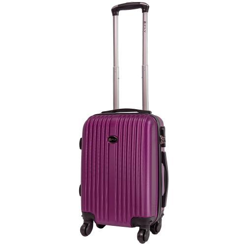 Чемодан Fly 1063 S фиолетовый