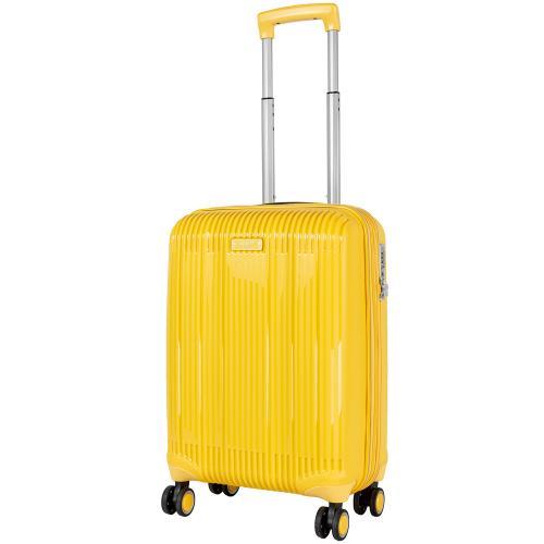 Чемодан Airtex 637 S+ желтый