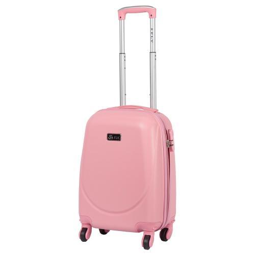 Чемодан Fly 310K S светло розовый