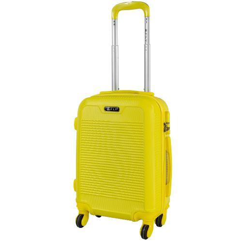 Чемодан Fly 1093 S желтый