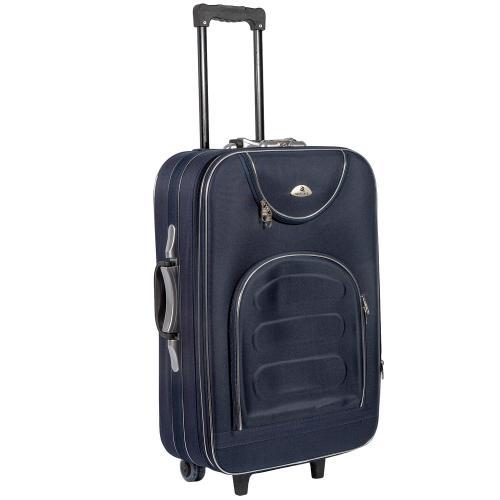 Чемодан Suitcase 801 M синий