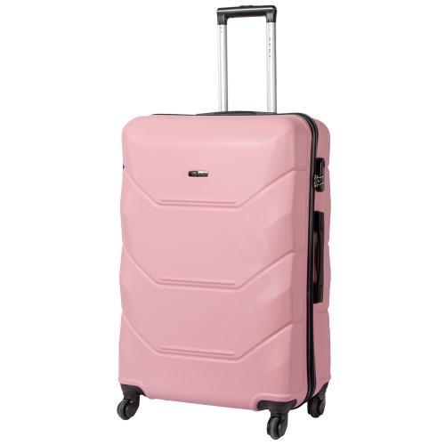 Чемодан Fly 147 L светло - розовый