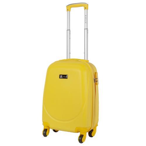 Чемодан Fly 310K S желтый