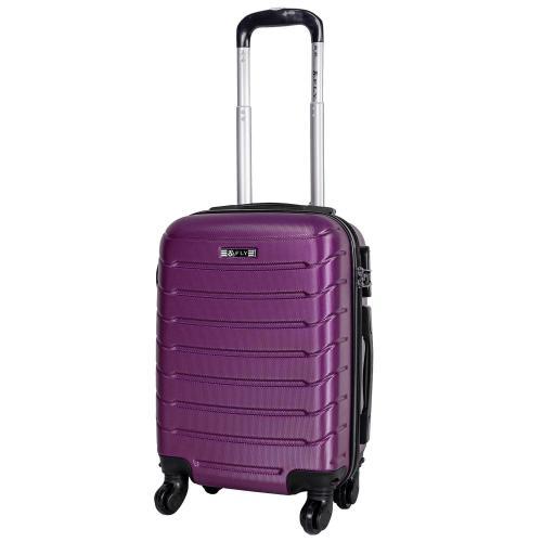 Чемодан Fly 1107 S фиолетовый