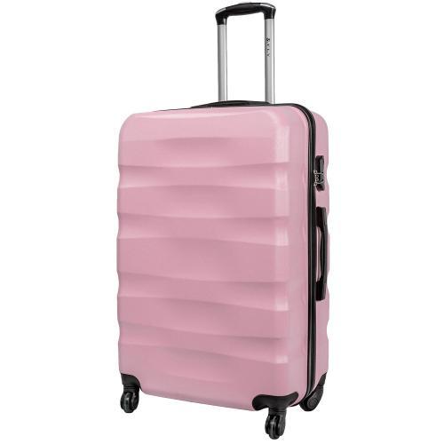 Чемодан Fly 1113 L светло-розовый