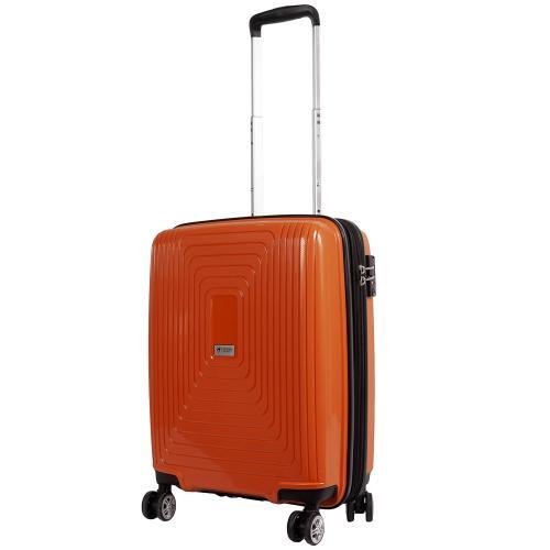 Чемодан Airtex 241 S+ оранжевый