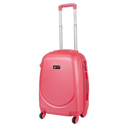 Чемодан Fly 310K S+ ярко-розовый