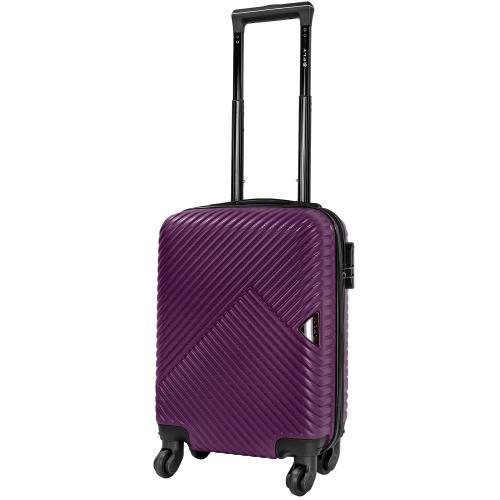 Чемодан Fly 2702 S фиолетовый
