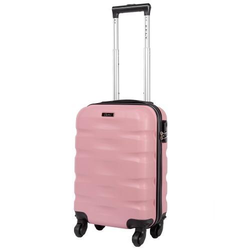 Чемодан Fly 960 S светло розовый