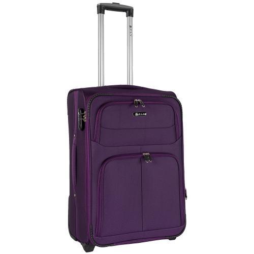 Чемодан Fly 8279 - 2 M фиолетовый