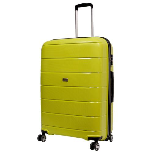Чемодан Airtex 232 L желтый