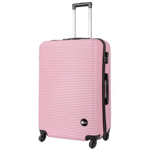 Чемодан Fly 91240 L светло - розовый
